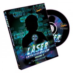 DVD Laser Anywhere Vol. 2 by Adrian Man