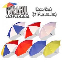 Parasol Box Set (7 Parasols) by Joker Liam