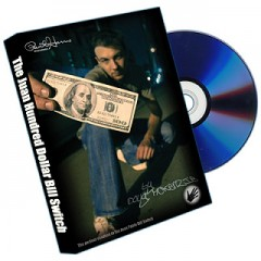 Paul Harris presents: DVD Juan Hundred Dollar Bill Switch (with