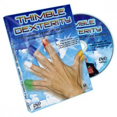 DVD Thimble Dexterity by Joe Mogar