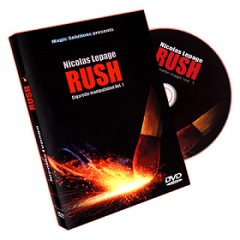 DVD Rush by Nicolas Lepage (PAL-ONLY)