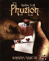 Phuzion (w/DVD) by Alakazam
