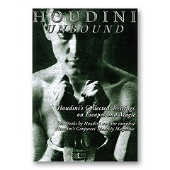Houdini Unbound (2 CDs of 10 Books by Houdini On PDF Format) by