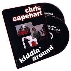 DVD Kidding Around (2 DVD Set) by Chris Capehart