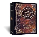 Mystery School Book by Eugene Burger and Jeff McBride