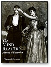 The Mind Readers Book - Masters of Deception