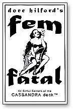Fem Fatal Book by Docc Hilford