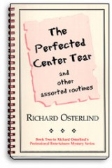 Perfected Center Tear booklet