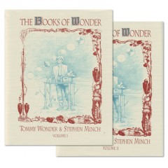 Books of Wonder set by Tommy Wonder (2 Books)
