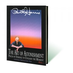 Art of Astonishment book by Paul Harris Vol.1