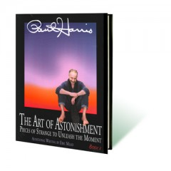 Art of Astonishment book by Paul Harris Vol.2