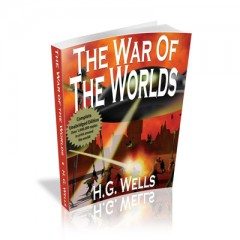 War of the Worlds Book Test by Alexander Blacks and Troy Cherry