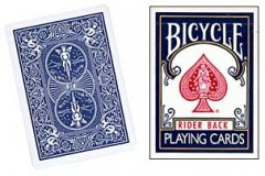Bicycle Forcierspiel / One Way Forcing Deck (blau)