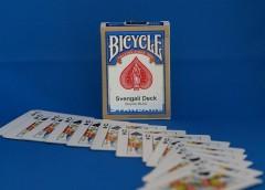 Bicycle Svengali Deck (blau)