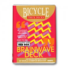Bicycle Brainwave Deck (rote Box)