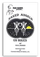 Naked Angels on Bikes by Paul Harris Refill/ Nachfüllpack