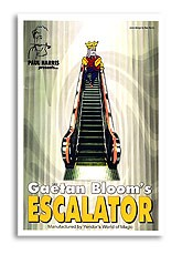 Escalator by Gaeton Bloom