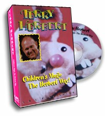 DVD Terry Herbert Children's Magic