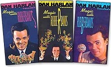 DVD - Dan Harlans Magic with Rubberbands Vol. 3