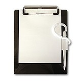 The Perfect Clear Clip Board by Guy Bavli
