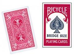 Bicycle Bridge Size (rot)