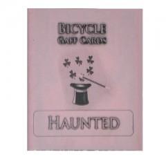 Bicycle Kartensteiger / Haunted Deck (blau)