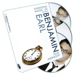 DVD Past Midnight (3 DVD Set) by Benjamin Earl And Alakazam Magi