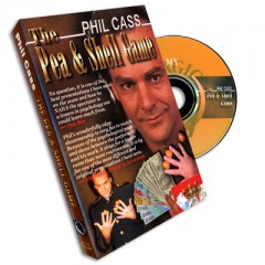 DVD The Pea and Shell Game by Phil Cass