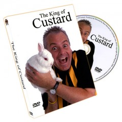 DVD King of Custard by Paul Megram (Colonel Custard)