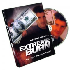DVD Extreme Burn by Richard Sanders