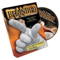 Branded by Tim Trono - The Painless Card Blister