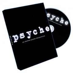 DVD Psyche by Andrew Gerard