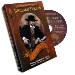 DVD Double Signed Card Routine by Richard Turner