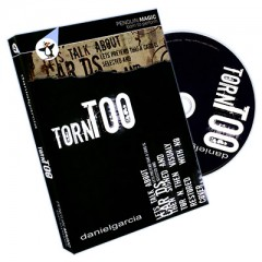 DVD Torn Too by Daniel Garcia
