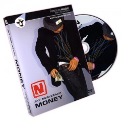 DVD Money by Jay Noblezada