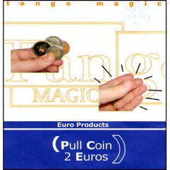 Pull Coin 2 Euro by Tango