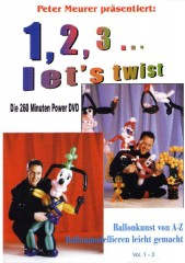 DVD 1,2,3… Let´s Twist von Peter Meurer