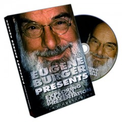 DVD Exploring Magical Presentations by Eugene Burger
