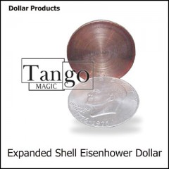 Expanded Eisenhower Dollar Shell by Tango