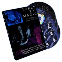 DVD Early TV Magic Collection (3 DVD Set)