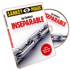 Inseparable (With DVD) by Jay Sankey