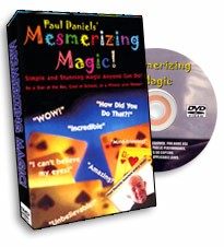 DVD Mesmerizing Magic Paul Daniels
