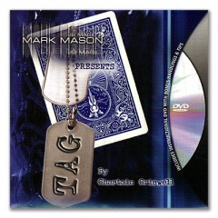 DVD Tag by Chastain Criswell and JB Magic