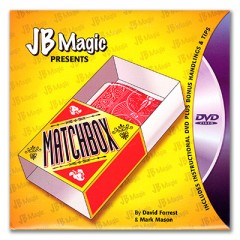 DVD Matchbox by David Forrest and Mark Mason and JB Magic