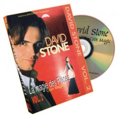 DVD Coin Magic by David Stone Vol.2