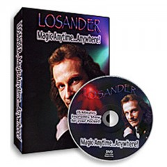 DVD Anytime Anywhere by Dirk Losander