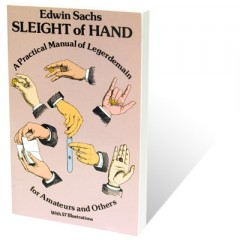 Sleight of Hand Book Dover Sachs