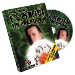 E.S.Perfect Project DVD by Peter Nardi and Alakazam Magic