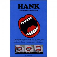 Hank The Pet Hanky by Chazpro Magic