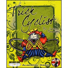 Trick Cyclist (w/DVD) by Andrew Normansell & Alakazam
